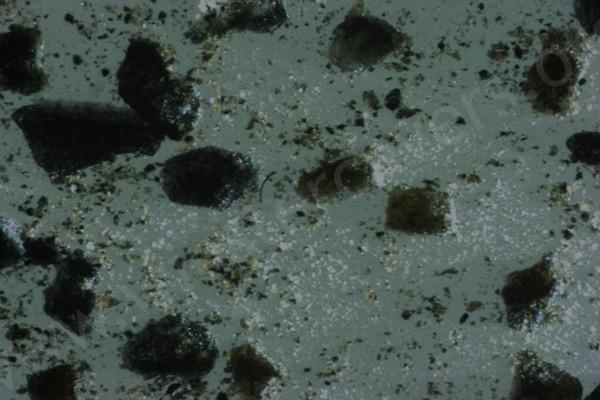 Volcanic ash from Eyjafjöll ( Eyjafjallajökull )